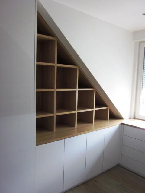 Möbelschreiner Köln Dachschrägenschrank