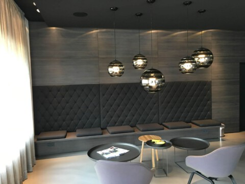 Möbelschreinerei Köln Objektbau Empfang