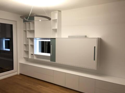 Möbelschreiner in Köln Wohnwand