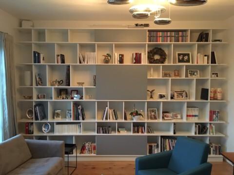 Schreinerei Köln Bücherregal