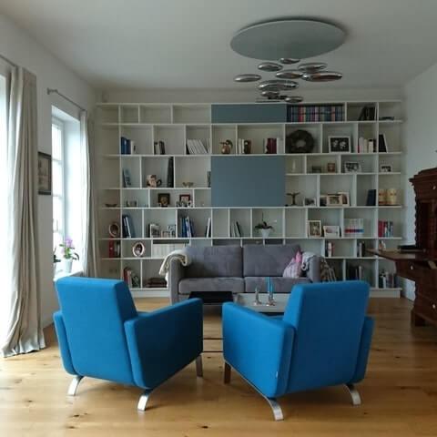 Möbeltischler Köln Bücherregal