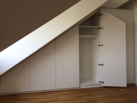Schreiner Köln Schrank Dachgeschoss