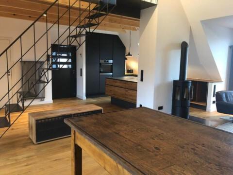 Schreiner in Köln Küche Massivholz
