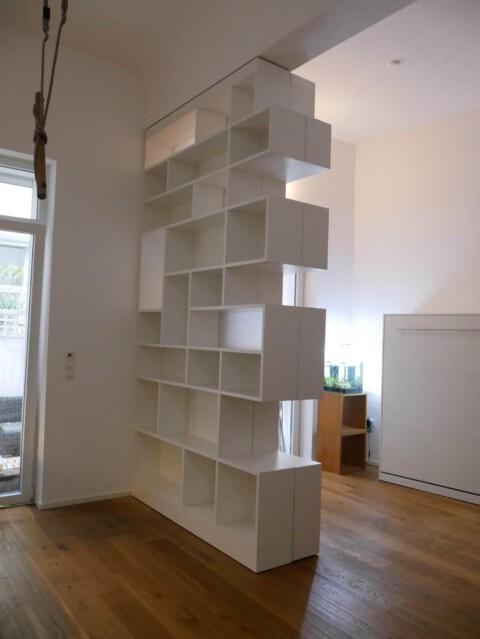 Schreiner in Köln Raumteiler