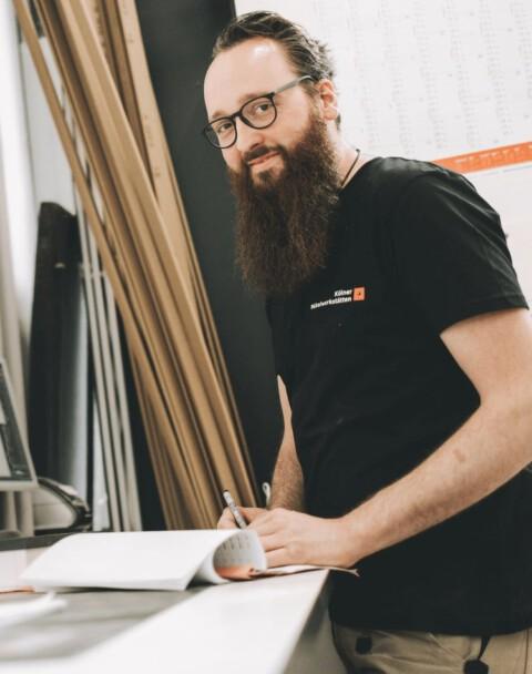 Tischlerei in Köln Sebastian Niesel