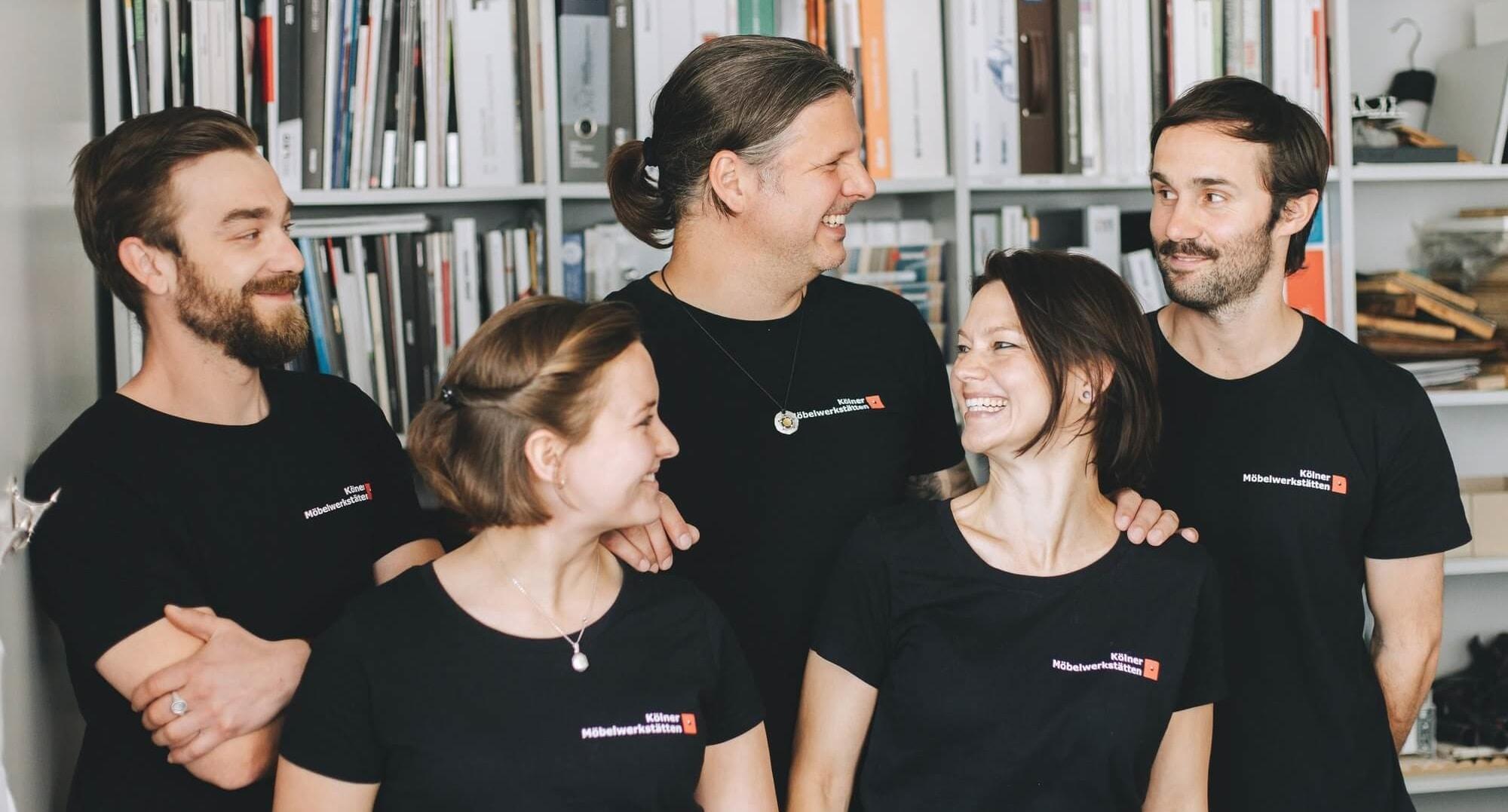 Tischlerei Köln Team