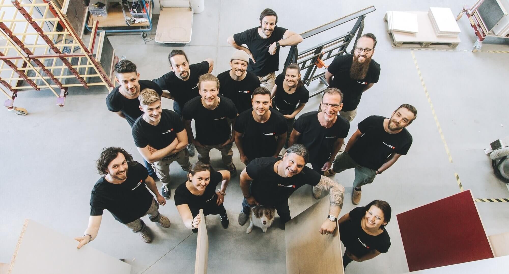Schreinerei Köln Team Kölner Möbelwerkstätten