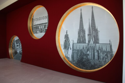 Kölner Möbelwerkstätten Wandausbau